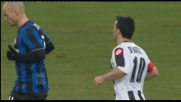 Di Natale accorcia le distanze per l'Udinese contro l'Inter