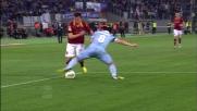 Pjanic conquista un rigore nel derby con la Lazio