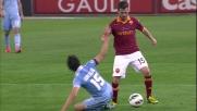 Pjanic, dribbling accarezzando il pallone contro la Lazio