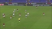 Pjanic sblocca il risultato con un goal di precisione contro l'Udinese