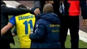 Un goal del Diablo Granoche regala la vittoria al Chievo