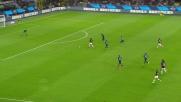 Juan Jesus stoppa Luiz Adriano a tu per tu con Handanovic