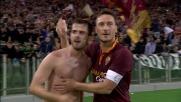 Pjanic dribbling e goal: insegna il calcio all'Olimpico di Roma