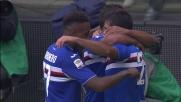 Poker di Eder: col suo goal la Sampdoria dilaga sul Verona
