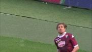Cerci raddoppia in contropiede per il Torino