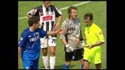 Pratali atterra Cariello: rosso ed Empoli in dieci contro l'Ascoli