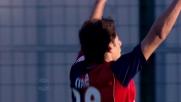 Primo goal di Nene' contro il Catania