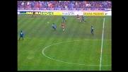 Progressione sulla fascia di Gullit nel derby di Milano