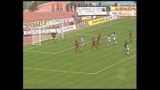 Punizione deviata di Mihajlovic, Fiori gli nega il goal