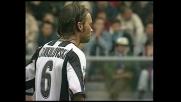 Punizione di Jankulovski e Udinese in vantaggio con la Sampdoria