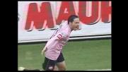 Punizione magistrale di Di Michele e l'Udinese va sotto a Palermo