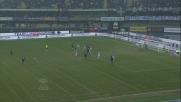 Punizione vincente da 30 metri di Iturbe contro la Lazio