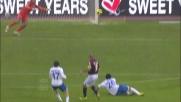 Capitan Di Vaio sistema tutto con il goal partita contro il Brescia