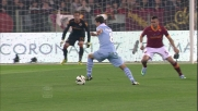 Uno splendido goal di Hernanes alla Roma nel derby capitolino