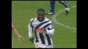 Obodo fulmina Bucci con un goal di sinistro dal limite dell'area
