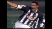 L'Udinese espugna Bergamo grazie al goal di Iaquinta