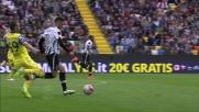 Brutto tackle da dietro di Meggiorini su Fernandes: espulso l'attaccante del Chievo