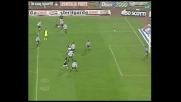 Nedved tenta il goal di testa contro l'Udinese
