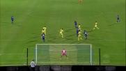 Bizzarri nega la gioia del goal a Silvestre parando la conclusione dalla distanza