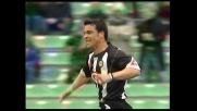 Il goal di Di Natale accende le speranze dell'Udinese contro la Roma