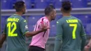 Milinkovic-Savic fa gridare al goal l'Olimpico, ma Sorrentino toglie il pallone dalla porta con una grande parata