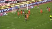 Di Vaio firma la rimonta sull'Udinese con il goal del 2-1