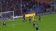 Incredibile goal di tacco di Pellissier contro il Genoa