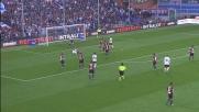 Nainggolan in acrobazia sfiora un goal fantastico a Marassi
