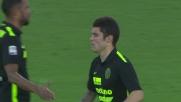 Viviani riapre Frosinone-Verona con un goal su punizione