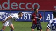 Cossu fa gridare al goal il Sant'Elia ma il pallone finisce fuori di pochissimo