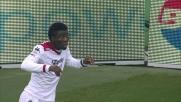 Donsah porta in vantaggio il Cagliari a Torino