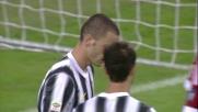 Super parata di Abbiati contro la Juventus
