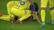 Meggiorini in goal contro la Lazio