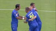 Basta realizza un goal spettacolare all'Artemio Franchi di Siena