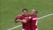 Acquafresca colpisce il Parma con un goal di pura potenza
