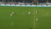 Quagliarella si dimentica la palla contro il Cagliari