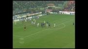 Emre, il palo gli nega il goal contro l'Udinese