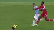 Djordjevic conclude in rete un'azione pazzesca di Felipe Anderson: Lazio show!