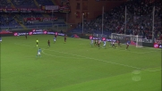 Albiol incorna fuori, Napoli vicino al goal contro il Genoa