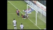 De Sanctis nega il goal a D'Agostino e salva l'Udinese