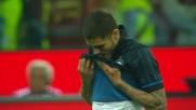 Icardi deluso: per un soffio il suo tiro non decide il derby di Milano!