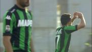 Sansone match-winner del Sassuolo con il Carpi
