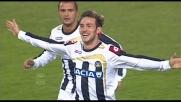 La doppietta di Floro Flores vale tre punti contro la Roma al Friuli