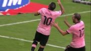 Chapeau Miccoli: goal fantastico per la tripletta