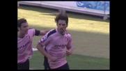 Amauri apre le marcature dal dischetto in Palermo-Genoa