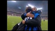 Il goal di Vieri completa la cinquina dell'Inter contro il Messina