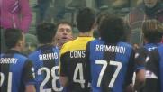 Secondo giallo per Brivo ed espulsione contro il Milan