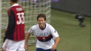 Il goal di testa di Sculli gela San Siro e porta avanti il Genoa!