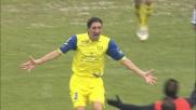 Raddoppio del Chievo sul Brescia con il goal di Mandelli
