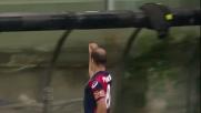 Raddoppio del Genoa contro il Catania: ancora Palacio!